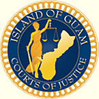 Judiciary of Guam Court Seal